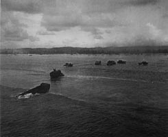 The Battle of Saipan